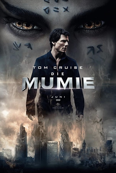 2017 The Mummy