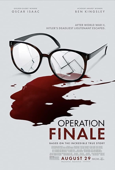 2018 Operation Finale