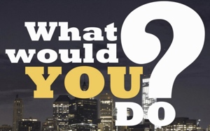 ABC Primetime What Would You Do?